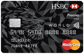 premier travel mastercard credit