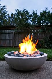 fire pit ideas river view in gallery concrete fire pit by man made diy