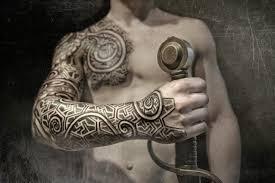 фото скандинавские татуировки