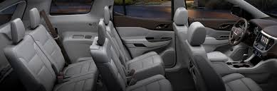 gmc acadia interior. Interesting Acadia Masthead Image For The Interior Features Page Of 2019 GMC Acadia  Midsize SUV To Gmc Interior GMCcom