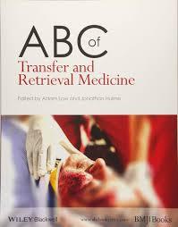 Abc Of Transfer And Retrieval Medicine Abc Series Amazon