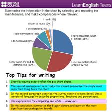 Pie Chart Essay Custom Paper Sample