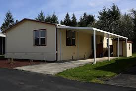 mobile homes. A Year After Ellie Carosa Bought Her Mobile Home For About $65,000, Paint Was Peeling Homes