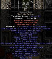 beast runeword items4u eu diablo 2 items shop runewords runewords weapons grief