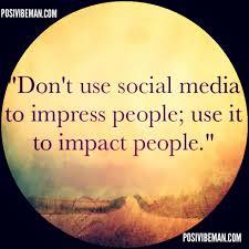 Make Your Positive Impact In Social Media — PosiVibeman