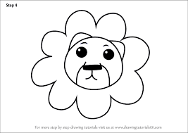 lion face drawing for kids.  Face Signup For Free Weekly Drawing Tutorials Inside Lion Face For Kids DrawingTutorials101com