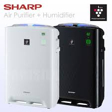 sharp plasmacluster. sharp plasmacluster air purifiers with humidifying functions(fp-e50e)(kca50e)( sharp