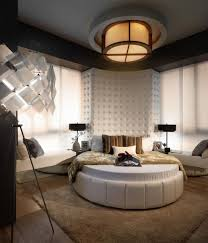 AD-Magnificent-Unique-Rounded-Bed-Bedrooms-5