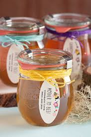 basically you just need some jars twine and cute favor tags to complete this project about these ideas at evermine com