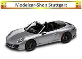 With the porsche tequipment range of accessories developed specifically for your 911, you can style it entirely to your own preference. Porsche 911 Carrera 4 Gts Convertible Silver Herpa 1 43 Wap0201040h New Ebay