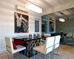 Scenic Contemporary Dining Set For Small Spaces Modern Fascinating