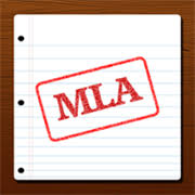 APA  MLA  Chicago     automatically format bibliographies   Word MLA logo