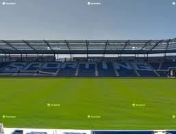 Sporting Kc Seating Chart Childrens Mercy Park Section 108 Seat Views Seatgeek
