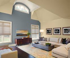 Paint Combinations For Living Rooms Blue Grey Paint Colors For Living Room Living Room Design Ideas