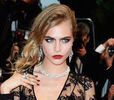 cara delevingne channels bond at the cannes film festival eye makeup on kisakeup
