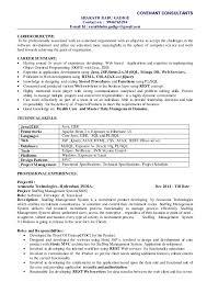 Web Development Manager Sample Resume Elegant Resume Sample Java Technical  Lead Resume J2ee Resume Java