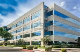 commercial building modern office building beautiful sky editorial beautiful office building