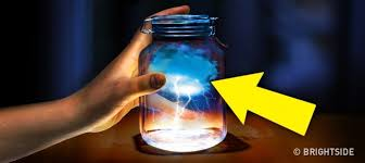 Lighting in a jar Bathroom Making Cloud In Jar Brightside 14 Simple Scientific Experiments That Even Adults Will Find Astonishing