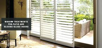 plantation shutters for sliding glass doors window dressing ideas patio large size of door blinds