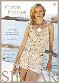 Cotton Crochet Patterns