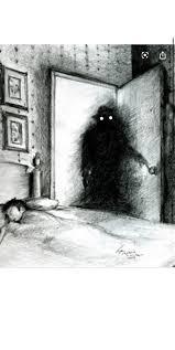 Oneiros, deutsch 'der traum') bezeichnet jene tätigkeiten und weltanschaulichen konzepte, die hinter den im traum erlebten bildern. Traumdamon Psychologie Angst Schlaf