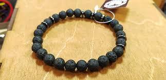 Мужские <b>браслеты</b> из <b>лавы</b> (<b>вулканического</b> камня)
