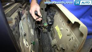front door knob inside. How To Install Replace Front Inside Door Handle 2004-08 Ford F150 - YouTube Knob A