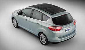 new car release in india 2013Let the Sun In Ford CMAX Solar Energi Concept Goes Off the Grid