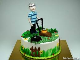 50th Birthday Cake For Man Cake By Beatrice Maria Cakesdecor