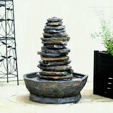 water fountains on garden fountain design solar garden uk path lighted indoor outdoor