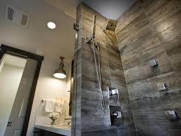 wood grain tile shower ceramic