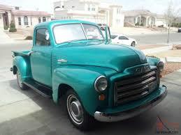 GMC Pickup 1947 1948 1949 1951 1952 1953 1954 Similar Chevy ...