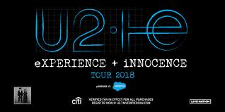 U2 Bridgestone Arena