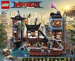 LEGO Ninjago City Hafen bei myToys um 20 Prozent reduziert