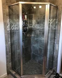 shower install timelapse selectglass phoenix az
