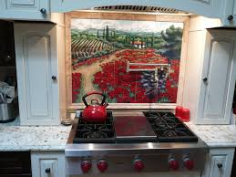 Kitchen Tile Backsplash Murals 17 Best Images About Kitchen Backsplash Tile Murals With Art And