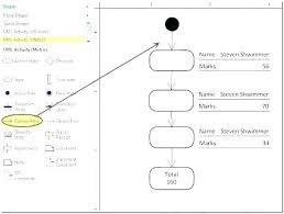 Create Cash Flow Diagram Excel Create Flow Chart In Excel Process Flow Diagram Template Cash Flow