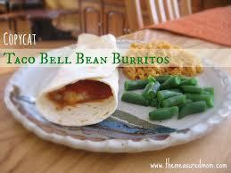 taco bell bean burrito. Modren Bean If You Have Tortillas Refried Beans Cheese Tomato Sauce And A Draw To Taco Bell Bean Burrito E
