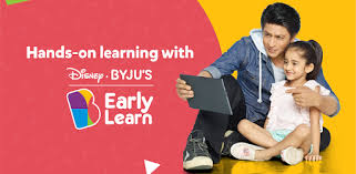 BYJU'S KG, Std.1-3   <b>Disney</b> • BYJU'S Early Learn - Apps on Google ...