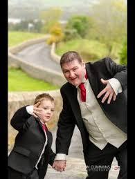 1 legend meets another sligo rovers legend tony fagan is Wedding Hire Sligo ej formal hire sligo the wedding suit specialists wedding hire sligo