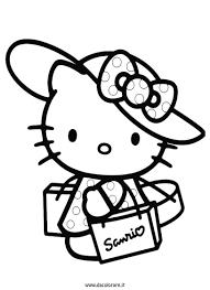 Stampare Disegni Da Colorare Hello Kitty L Idea Migliore E Pi Con