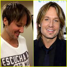 keith urban cuts off signature long hair see new do here