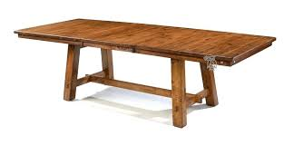 extension coffee table solid knotty alder wood timberline extension table in saddle finish altra extension coffee table
