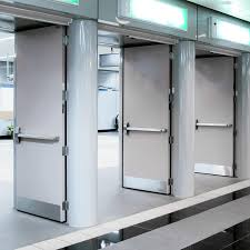 fire and security metal doors panels protecting your environment