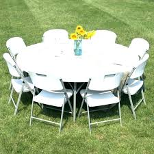 72 inch tables round table folding 6 foot plastic dining room rome