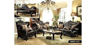 leather sofa with wood trim and dark brown bonded set couch wooden arms woo leather sofa with wood trim