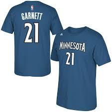 T Garnett Kevin Shirt Timberwolves