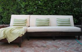 diy outdoor furniture couch. Perfect Diy Couchfront Couch Side In Diy Outdoor Furniture Couch I