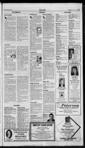 Bartlett is an independent insurance & financial solutions specialist. Wausau Daily Herald From Wausau Wisconsin On August 8 1999 11