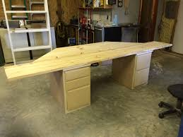 Additional Photos: About This Project. This is a bay window standalone desk.